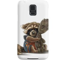 Rocket and Groot Samsung Galaxy Case/Skin