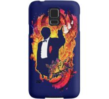 02 DW Banksy - Colour Samsung Galaxy Case/Skin