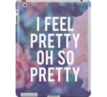 Oh, So Pretty! iPad Case/Skin
