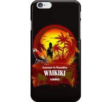 Hawaii Hot Sumer Style iPhone Case/Skin