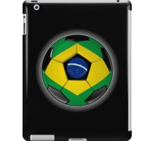 Brazil - Brazilian Flag - Football or Soccer iPad Case/Skin