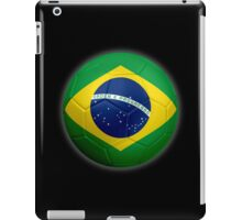 Brazil - Brazilian Flag - Football or Soccer 2 iPad Case/Skin