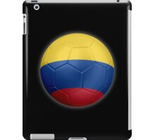 Columbia - Columbian Flag - Football or Soccer 2 iPad Case/Skin