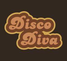 Disco Diva - Retro 70s - Logo by graphix