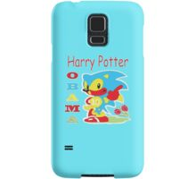Harry Potter Obama Sonic Samsung Galaxy Case/Skin