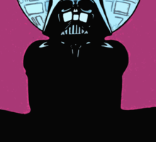 Darth Buddha Poster Sticker