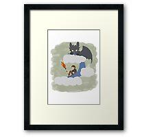 """""""DreamDorks"""" Framed Print"""