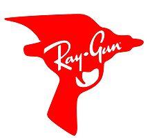Ray Gun by thyearlofgrey