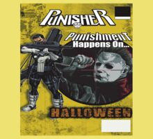 Punisher - Michael Myers Edition by FonsecaNiple