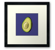 Avocado - Part 2 Framed Print