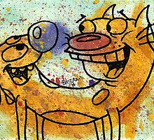 CatDog by Brieana