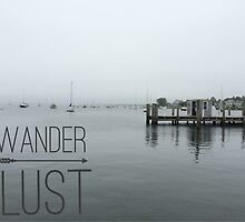 Wanderlust  by Emily Doris