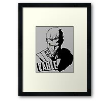 Marvel Cable - Nathan Summers Framed Print