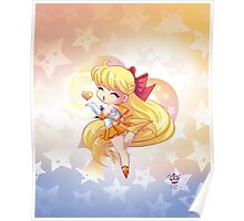 Chibi Super Sailor Venus Poster