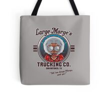 Large Marge's Trucking Co. Tote Bag