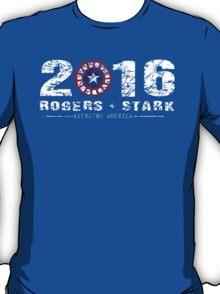 Stark & Rogers: 2016 T-Shirt