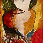 Bird-man by Barbara Courtille