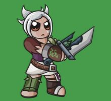 A Riven-ting Shirt by redpawdesigns