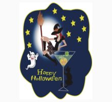 Halloween Party T-Shirt (1662 Views) by aldona