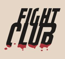Fight Club by lifeisgoodfan