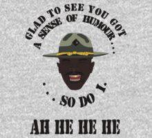 Major Payne T-Shirt by MrTWilson
