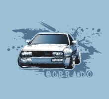 V-Dub Sports Car T-Shirt by NuDesign