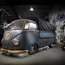 Phil Mizzi's 1954 Volkswagen Kombi Single-Cab by HoskingInd