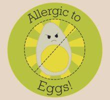 Allergic to Eggs by Malcassairo