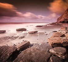 Southerndown, Welsh Heritage Coast by leightoncollins