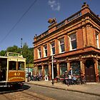 Red Lion Hotel at Crich  by Rob Hawkins