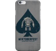 Ma.Ktoberfest iPhone Case/Skin