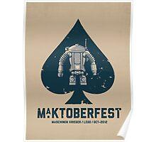 Ma.Ktoberfest Poster