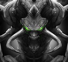 Cho'gath - League of Legends by Waccala