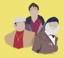 'Only Fools and Horses' Vector Artwork by ComedyQuotes