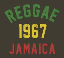 Reggae (Special Ed.) by ixrid