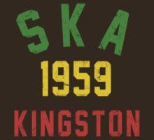 Ska (Special Ed.) by ixrid