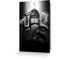 Jax - League of Legends Greeting Card