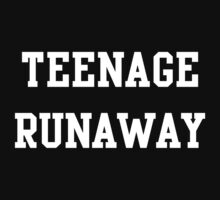 teenage runaway by erinoxnam
