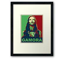 Gamora Hope Framed Print