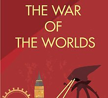 The War of The Worlds  by toughandtender