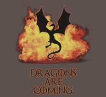 Dragons are coming 2 by lab80