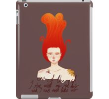 Out of the Ash iPad Case/Skin