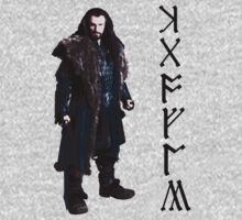 Thorin in Runes by Elly190712
