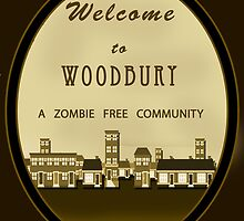 Welcome to Woodbury - TWD by Mellark90