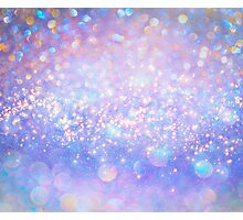 Leave a Little Sparkle (Dream Dust) Photographic Print