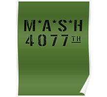 M*A*S*H 4077th - M*A*S*H Poster