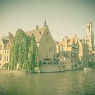 Bruges - Belgium by Alexandra Vaughan Photography