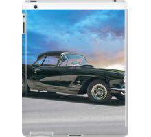 1962 Chevrolet Corvette iPad Case/Skin