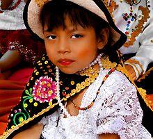 Cuenca Kids 497 by Al Bourassa