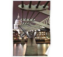 Inspiring Bridge Poster